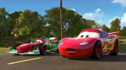 "Cars 2 ""Mom On A Mission"""