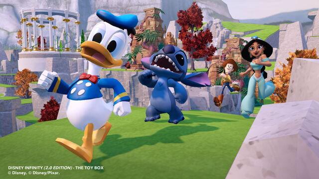 File:Disney infinity donald duck toy box5.jpg