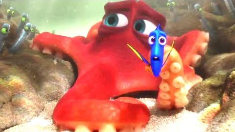FINDING DORY - Official International Trailer 3 (2016) Disney Pixar Animated Movie HD