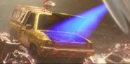 Pizza Car Wall-e