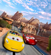 Photo-Realistic-image-CarsLand
