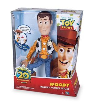 64071 toy story sheriff woody 20th anniversary