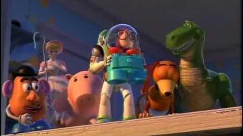 Disney Pixar's Toy Story 2 in 3D - Bloopers