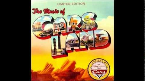 "The Music of Cars Land ""Junkyard Jamboree"" (Larry The Cable Guy)"