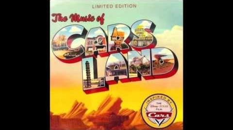 "The Music of Cars Land ""Big Bull Dozer"" (Larry The Cable Guy)"