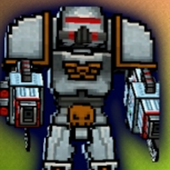 The mech icon