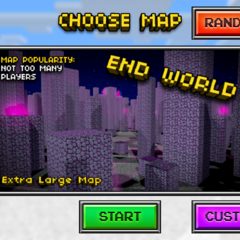 The End World multiplayer icon before it was red.
