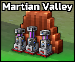 Martian Valley