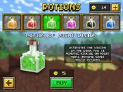 Nightvision potion