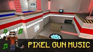 Science Lab - Pixel Gun 3D Soundtrack HQ
