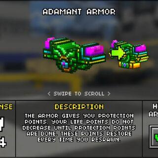 Light Adamant Armor.