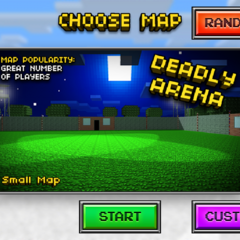 The old Deadly Arena map icon.
