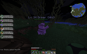 Grimer in the Swampland