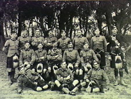 File:52nd Australian Infantry Battalion (Victorian Scottish Regiment) 1914.jpg