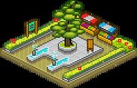 Tree Plaza