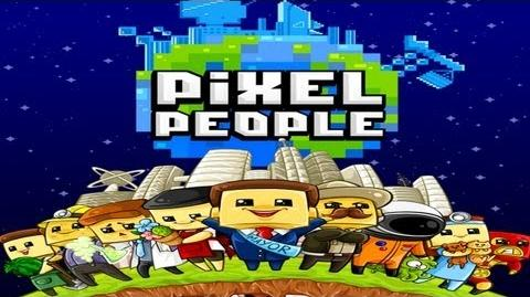 Official Pixel People Teaser Trailer