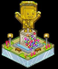Mayor Statue