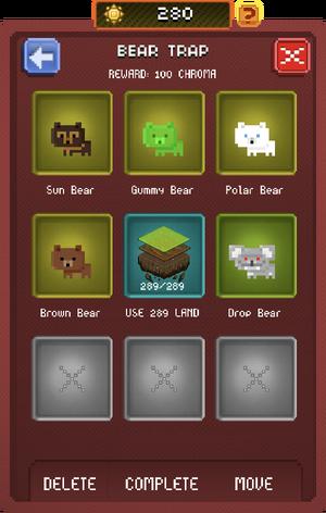 Mission Bear Trap