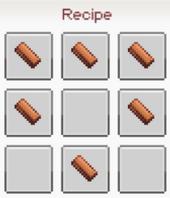 Barrel recipe