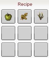 Feed recipe