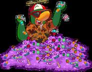 Rookie bathe candy