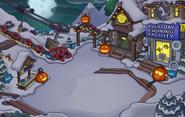 Halloween Party Ski Village 20152