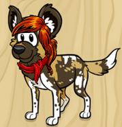 1 dogkid as dog