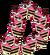 Cake Necklace
