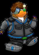 Tra agent outfit... DUN DUN DUN
