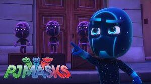 PJ Masks - Meet Night Ninja!