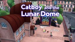 Catboy and the Lunar Dome