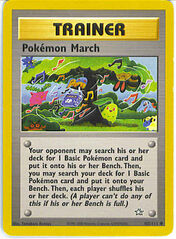 102 Pokemon March
