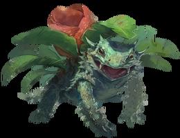 Ivysaur RJ