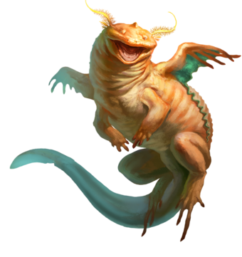 Dragonite Realistico