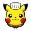 Pikachu (Pastry Chef)
