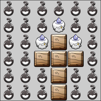 Stage 25 - Litwick