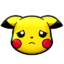Pikachu (Dejected)