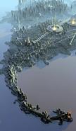 Le-Metru air view