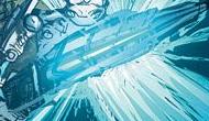 Comic Energized Ice Sword