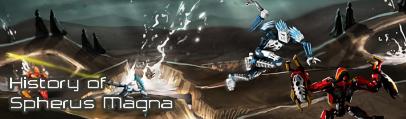 Saga Guides - History of Spherus Magna
