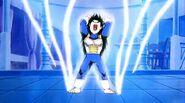 Gohan koncetruje enegię