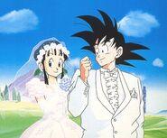 Goku i chichi 3