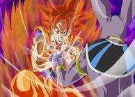 Super Saiyanin God fanart (6)