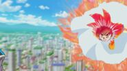 Son Gokū Super Saiyanin God (09)
