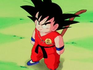 Son Goku podczas drugiej walki z Piccolo Daimao (DB, odc. 120).png