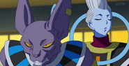 Whis i Beerus
