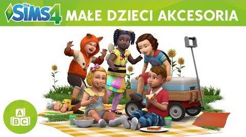 The Sims 4 Małe dzieci Akcesoria oficjalny zwiastun