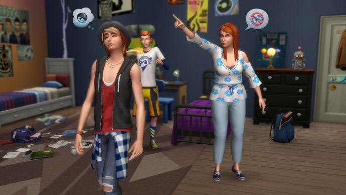 The Sims 4: Być rodzicem