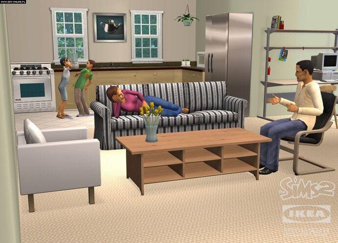 The Sims 2: IKEA Urządza Dom