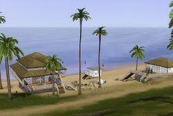 Plaża ZG